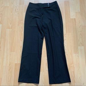 Black Jacob Pants